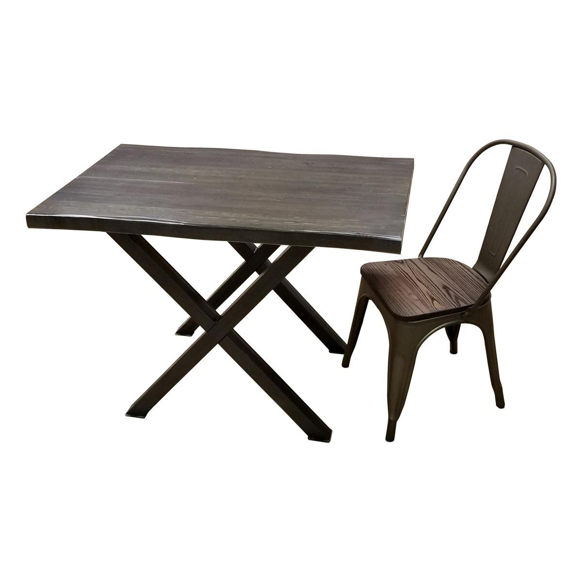 live edge solid wood table tops. Black Bedroom Furniture Sets. Home Design Ideas
