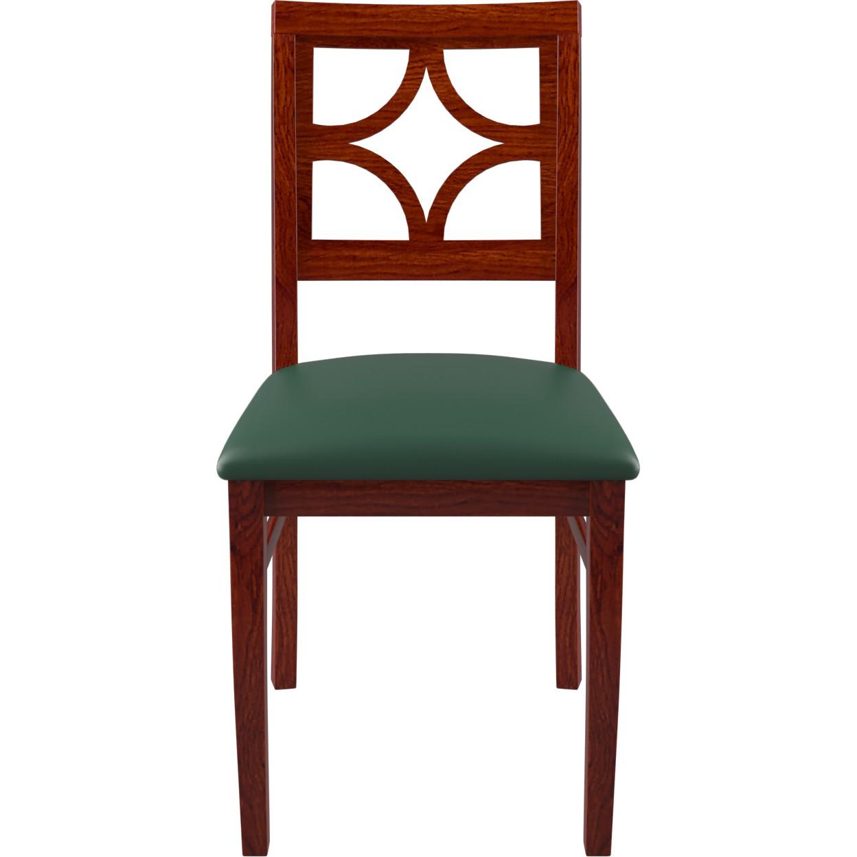 Designer Series Rio X Back Restaurant Wood Chair