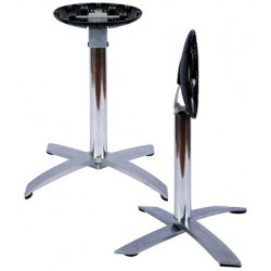 Designer Series Foldable Aluminum Table Base