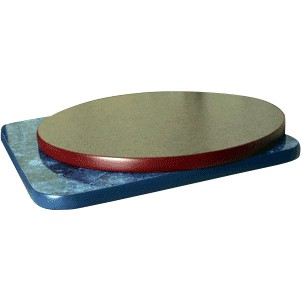 Laminate Table Tops With T Mold Edge