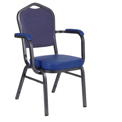 Banquet Stacking  Arm Chair