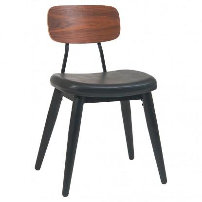 Jasper Metal Restaurant Chair