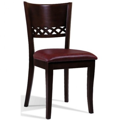 Lauren Wood Restaurant Chair