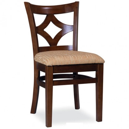 Annie Wood Side Chair