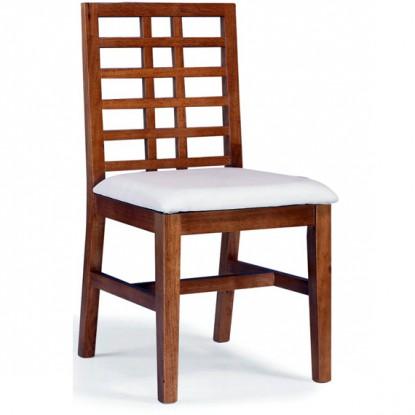 Deco Window Back Chair
