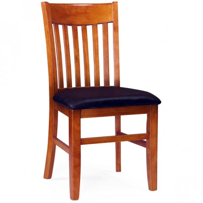 Deco Vertical Slat Chair