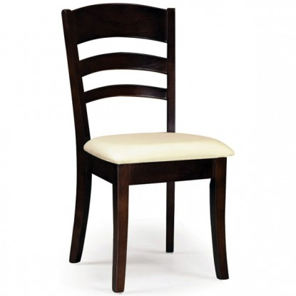 Crescendo Arched Ladder Back Chair