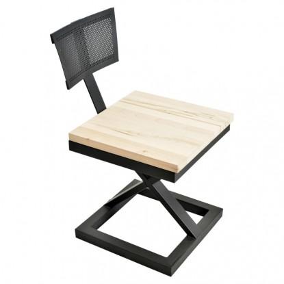 Wilson Metal Restaurant Chair