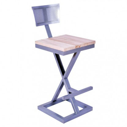 Wilson Metal Restaurant Bar Stool
