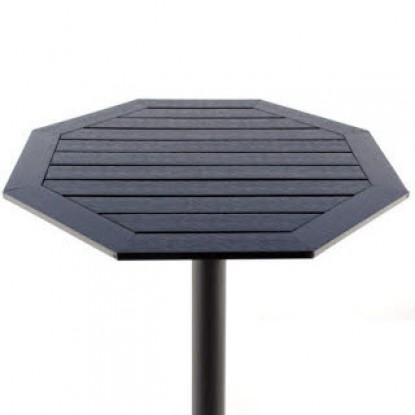 Plastic-Teak Table Tops - Octagonal