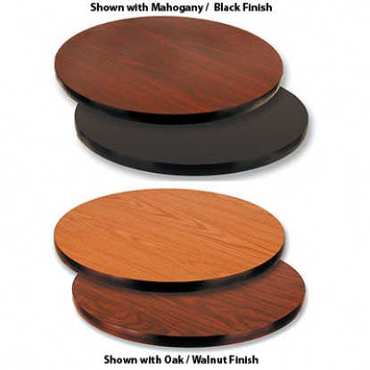 Reversible Table Tops - Round