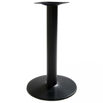 "Round Metal Table Bases - 30"" Table Height"