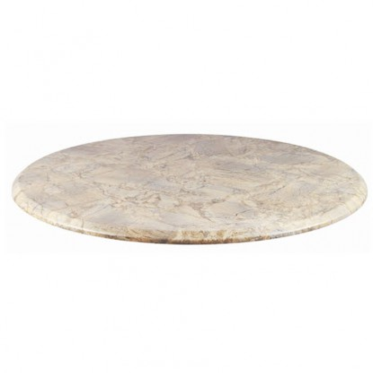 Werzalit Table Tops - Round - Nevada