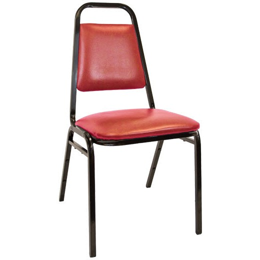 Commercial Stack Chair With 1 5 Quot Thick Cushion