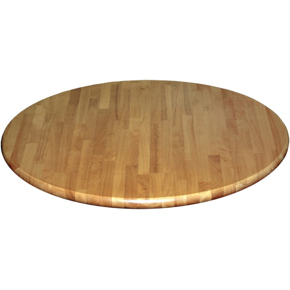 Premium Solid Wood Butcher Block Table Top In Natural. Solid Wooden Table Tops for Sale   Large Sizes