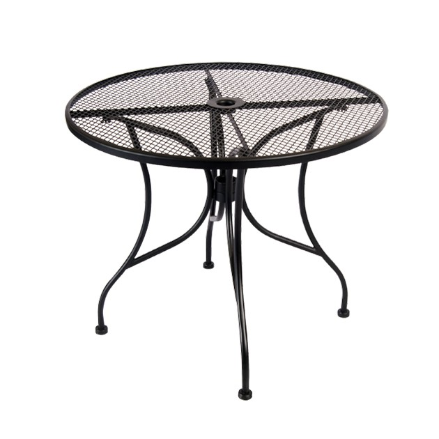 Metal Patio Tables   Round ...