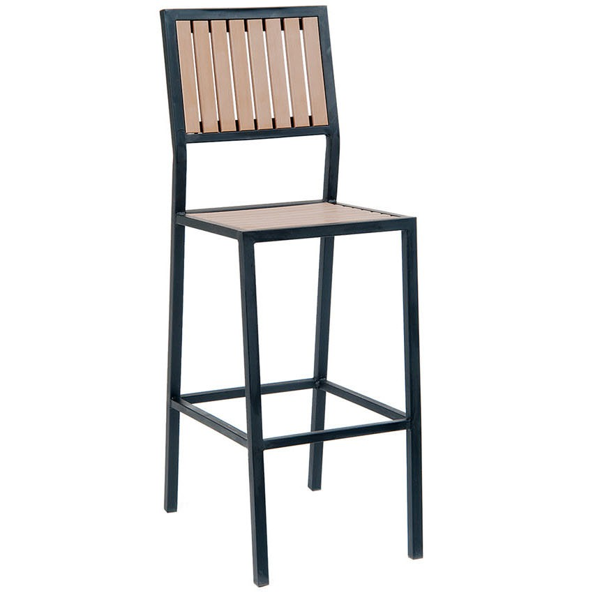 Black Metal Bar Stool Buffalo Tools Black Metal Bar