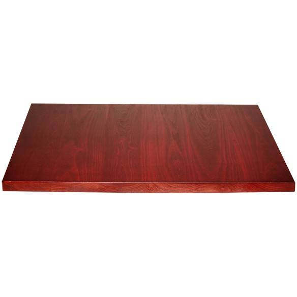 Premium Solid Wood Plank Table Top - Solid wood restaurant table tops