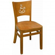Cafe Wood Restaurant Chair