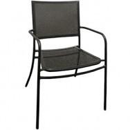Garden Patio Chair with Armrest