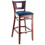 Premium US Made Duna Wood Bar Stool