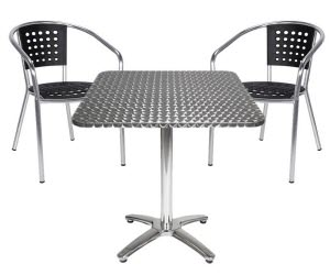 Difference Between Commercial Grade And Residential Furniture - Commercial outdoor table and chairs