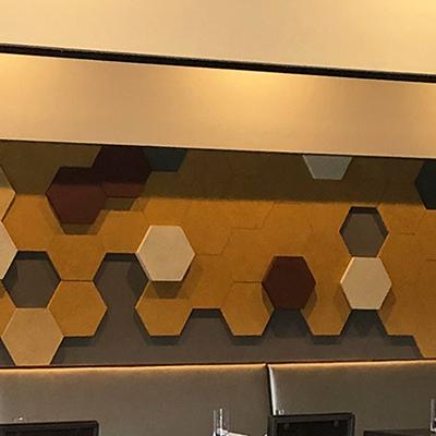Modern Industrial Indian Restaurant Design